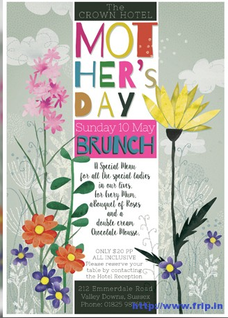Mothers-Day-Water-Colour-Flyer-Template
