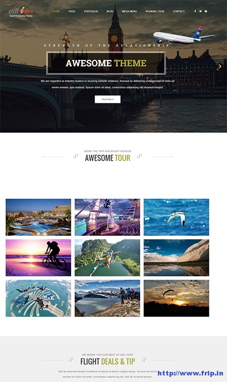 Stillidea-Travel-Tour-WordPress-Theme
