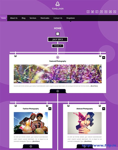 Timeliner-Responsive-WordPress-Theme