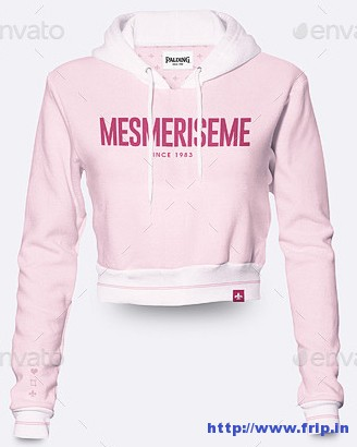 Women-Crop-Hoodie-Mock-Up