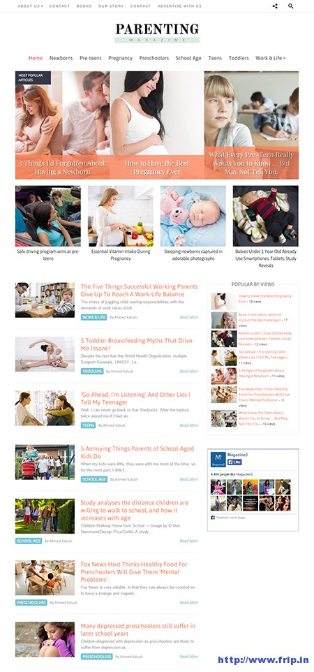 parenting-blog-and-magazine-wordpress-theme