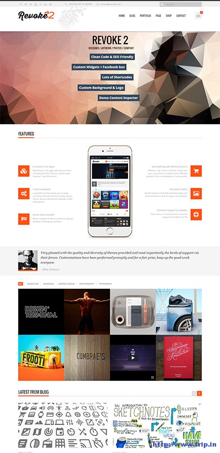 revoke-2-multipurpose-wordpress-theme