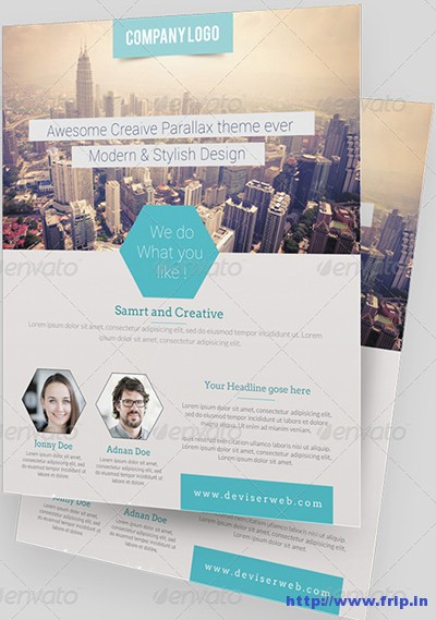 Agency-Business-Flyer-Bundle