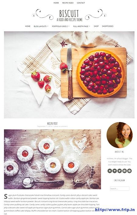 Biscuit-Food-&-Recipe-WordPress-Theme