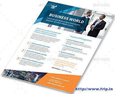 Business-Flyers-4-Options