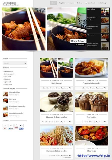 CookingPress-Recipe-&-Food-WordPress-Theme
