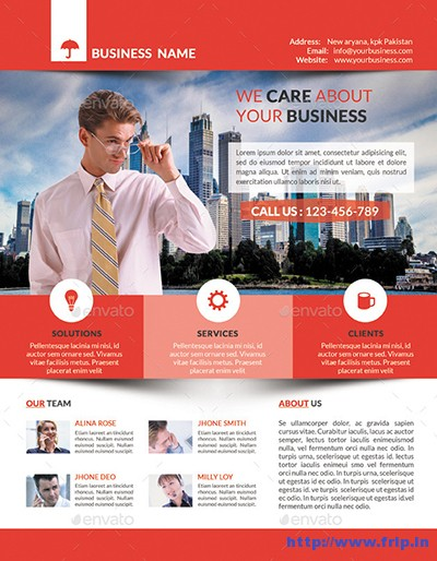 Corporate-Flyer-Templates