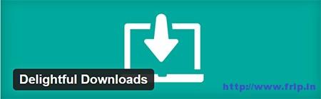 Delightful-Downloads-WordPress-Plugin