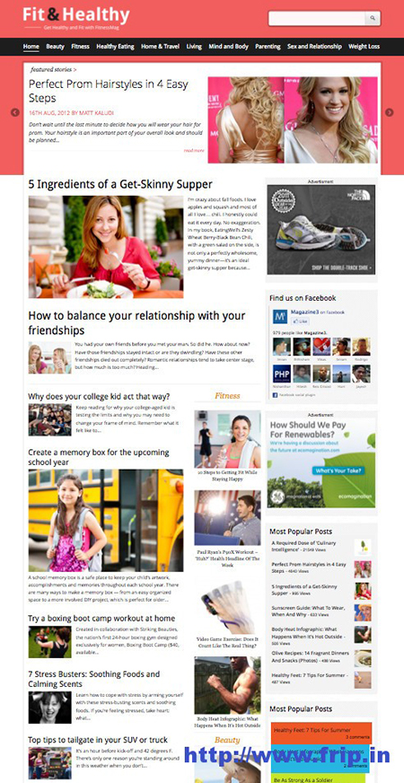 Fit-And-Healthy-WordPress-Theme