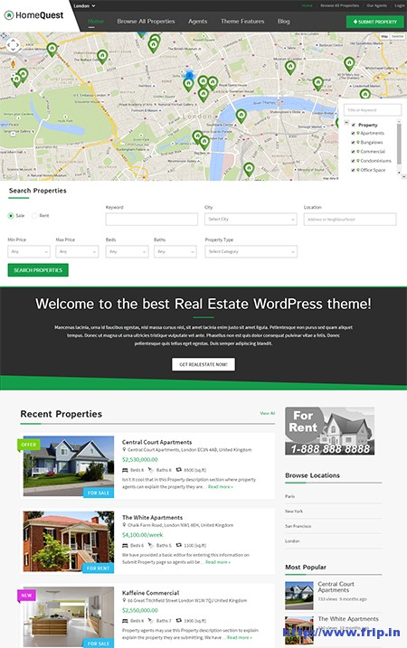 HomeQuest-Real-Estate-Directory-Theme