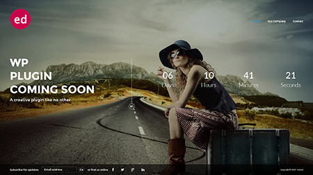 Indeed-Coming-Soon-WordPress-Plugin