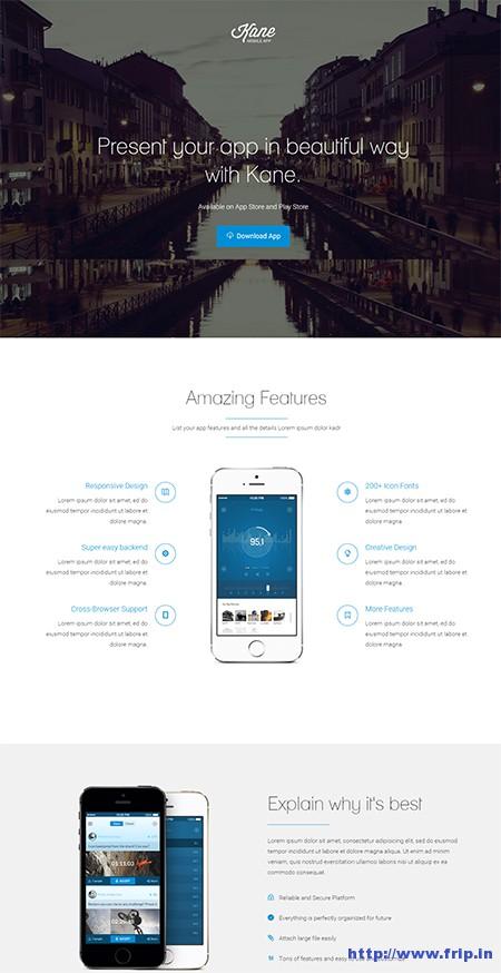 Kane-Responsive-Joomla-App-Landing-Template
