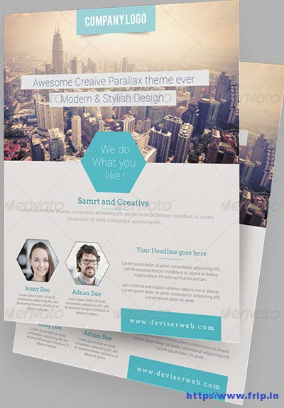 Modern-Business-Flyer-Template