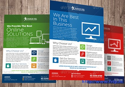 Multipurpose-Business-Flyer-Templatess