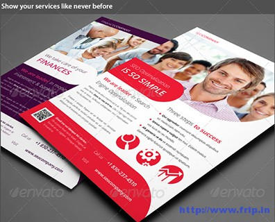 Multipurpose-Corporate-Flyer-Template