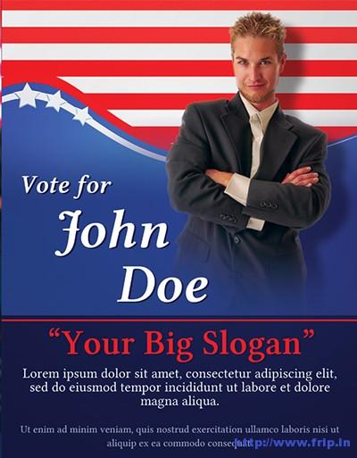 Political-Election-Flyer