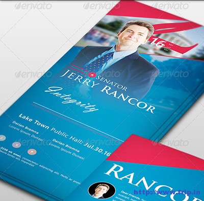 Political-Election-Palm-Card-Template