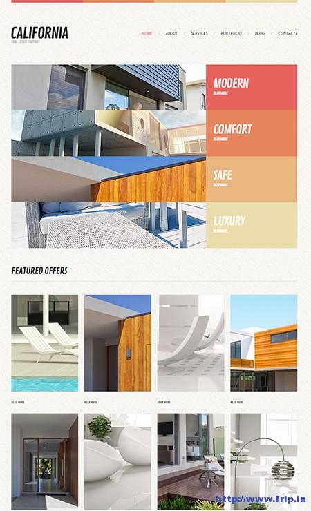 Positive-Real-Estate-Joomla-Template