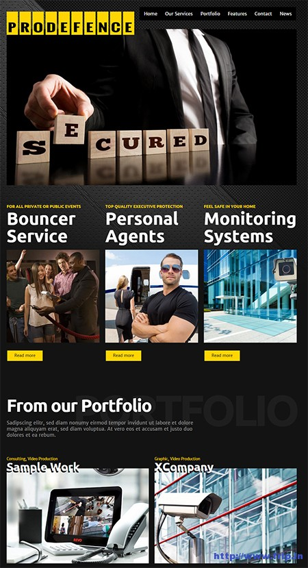 Prodefence-Security-Company-WordPress-Theme