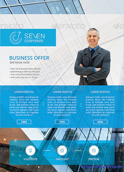 Seven-Corporate-Business-Flyer