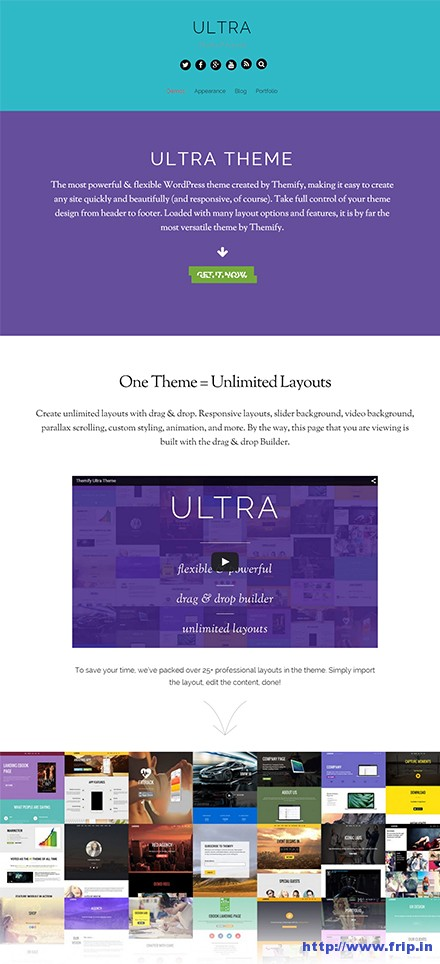 Ultra-Flexible-WordPress-Theme
