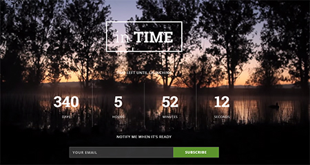 inTime-Coming-Soon-WordPress-Plugin