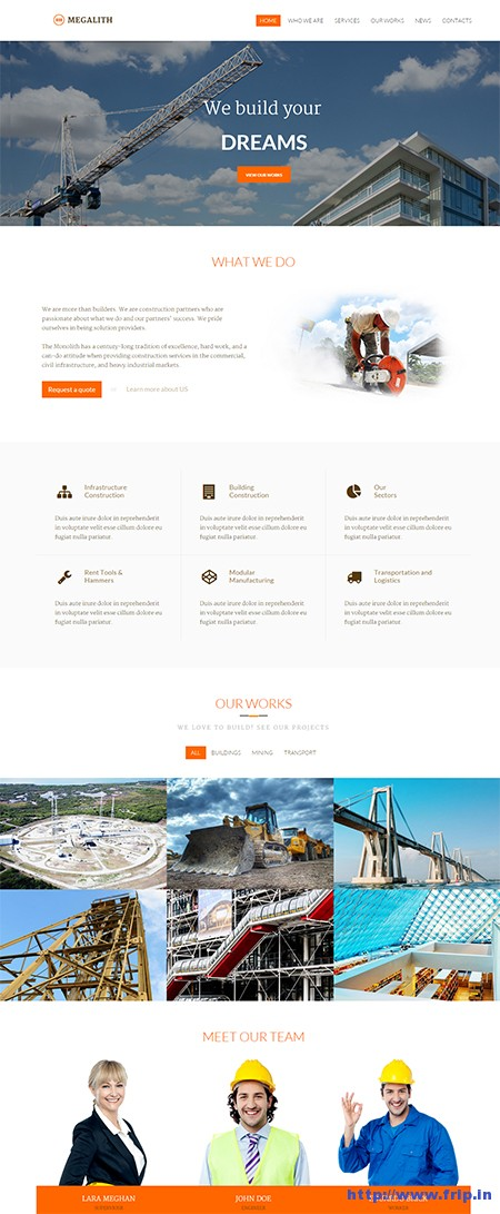 megalith-construction-WordPress-theme