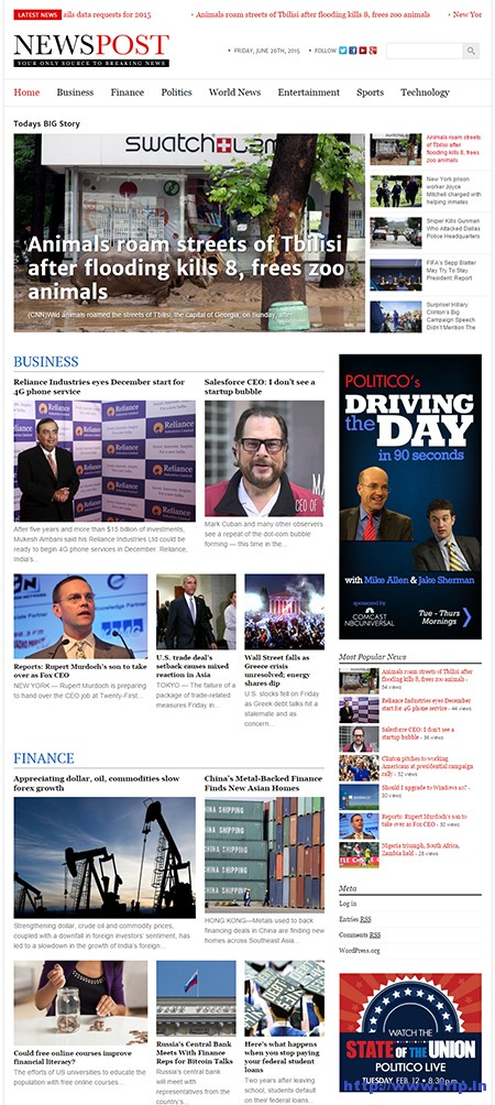newspost-news-magazine-wordpress-theme