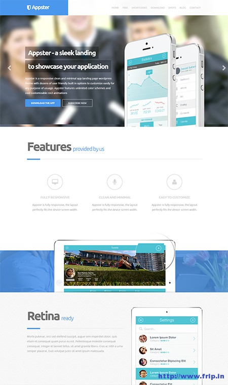 Appster-Minimal-App-Landing-Page-Theme