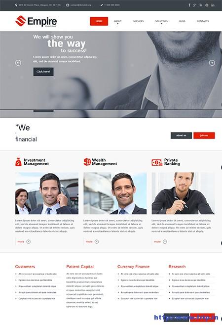 Financial-Advisor-Responsive-WordPress-Theme