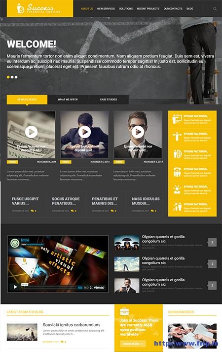 Financial-Advisor-Responsive-WordPress-Themes