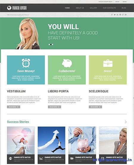 Financial-Advisor-WordPress-Themees