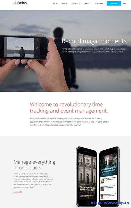 Fusion-Mobile-App-Landing-Page