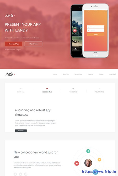 Landy-Landing-Page-WordPress-Theme