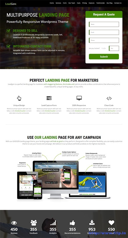 Lead-Gen-WordPress-Landing-Page