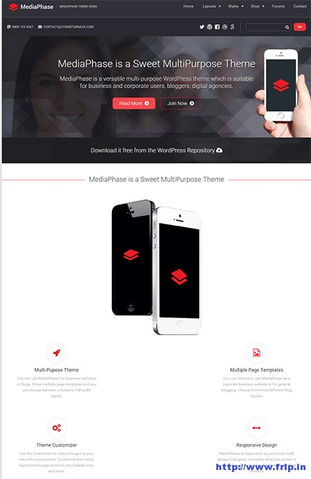 MediaPhase-Multi-Purpose-WordPress-Theme