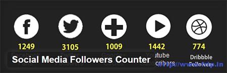 Social-Media-Followers-Counter