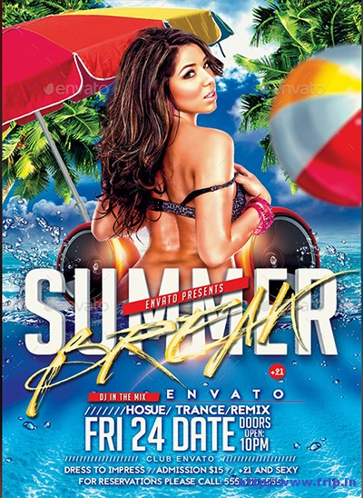 Summer-Break-Beach-Party