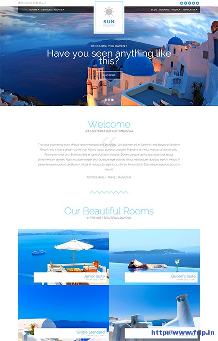 Sun-Resort-Hotel-WordPress-Theme