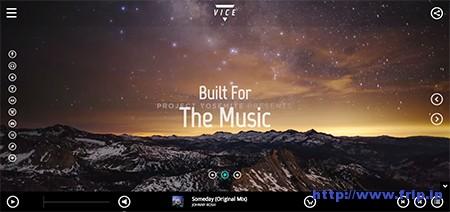 Vice-Music-Djs-&-Music-Band-WordPress-Theme