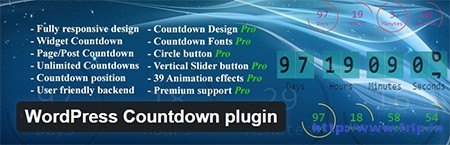 WordPress-Countdown-Plugin