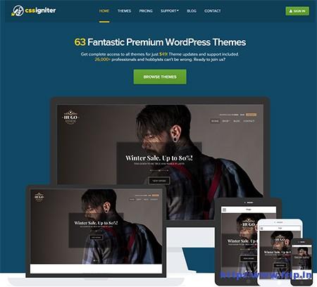 cssigniter-homepage