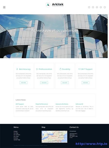 Arkitek-Interior-Design-WordPress-Theme