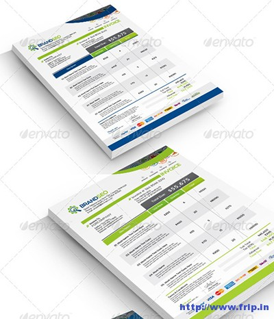 BrandSEO-Creative-PSD-Invoices