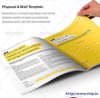 Brief-Proposal-Template