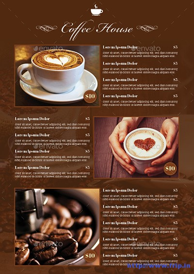 55 best coffee shop flyer print templates 2016 fripin