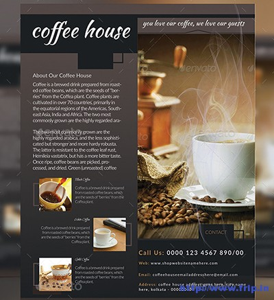 Coffee-House-Flyer-Template