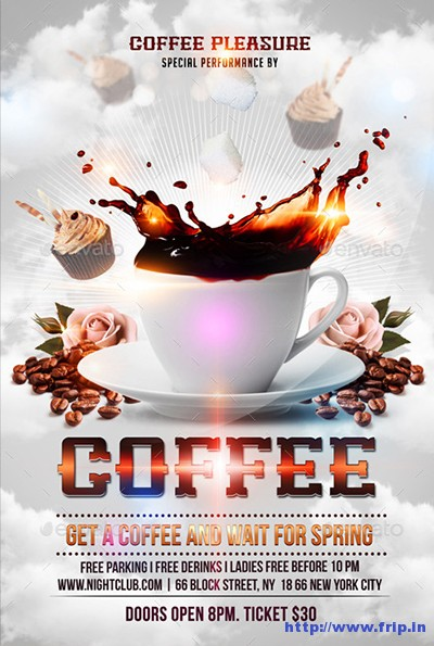 Coffee-Pleasure-Flyer