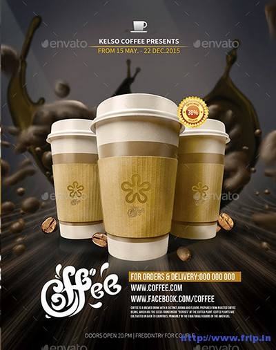 Coffee-Shop-Promotion-Flyer-Templates