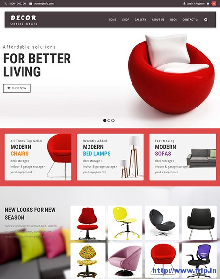 Decor-Interior-&-Furniture-WordPress-Theme